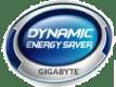 गीगाबाइट गतिशील ऊर्जा बचाने लोगो