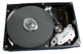 Dentro HDD Logo