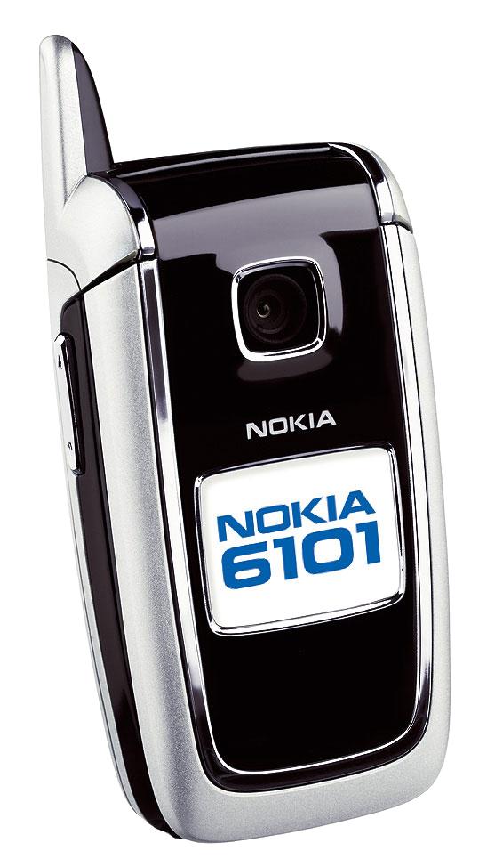 Nokia 6101 logo