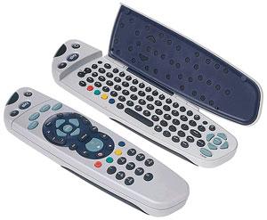 Sky Navigator QWERTY Remote Control