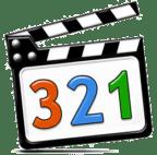 Media Player Classic - Logotipo de cine en casa