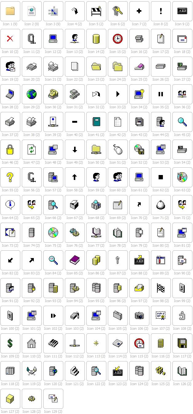mmcndmgr.dll icons